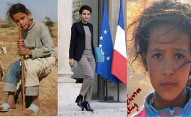 Një myslimane e cila ruante delet: Kjo është historia frymëzuese e ministres së Arsimit të Francës (Foto)