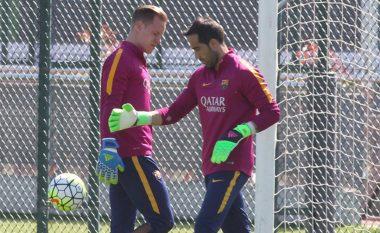 Zyrtare: Barca transferon portierin holandez, konfirmohet largimi i Bravos? (Foto)
