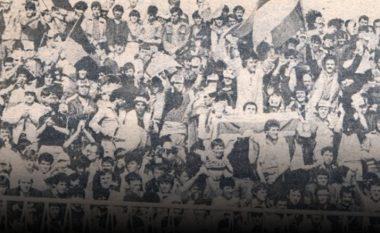 Takimi i parë i përfaqësueses së Kosovës ishte luajtur në vitin 1992, detajet