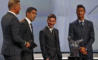 Këta ishin futbollistët më të mirë në Evropë në gjashtë vitet e fundit