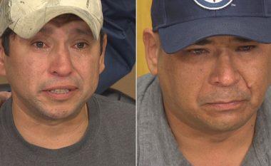 U rritën si dy shokë, pas 40 vjetësh e kuptuan se ishin ngatërruar në lindje (Video)