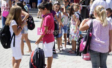 Sivjet 27 mijë fëmijë për herë të parë në shkollë, e 400 mijë rihapin ditarët