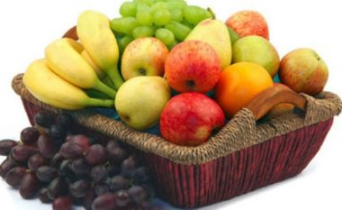 Frutat dhe perimet që mund të konsumohen me lëvore