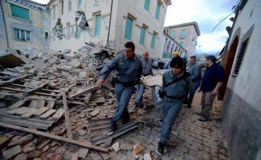 """""""Si shpëtova falë një jastëku"""", rrëfehet e mbijetuara e tërmetit në Itali"""