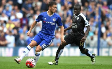Gullit lavdëron Kanten dhe Hazardin