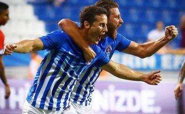 Herolind Shala debuton me gol në Turqi (Video)