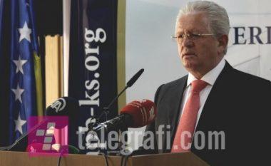 Hyseni diskuton për sigurinë në Prishtinë