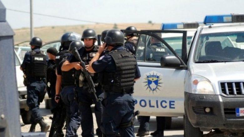 Policia bastis 12 lokacione në Dukagjin, shtatë të arrestuar për fajde