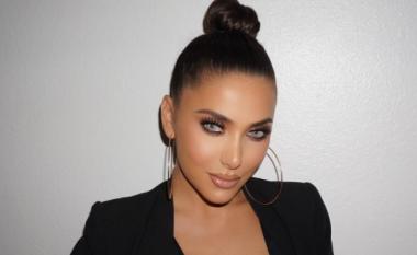 Anxhelina grimohet nga make up artistja e njohur botërore e Kim Kardashian! (Foto)