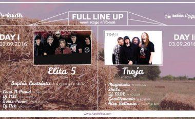 Elita 5, Troja, Gamblemania – konfirmohet line up i HardhFest 2016 (Foto)