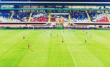 Shqipëria barazon me Marokun