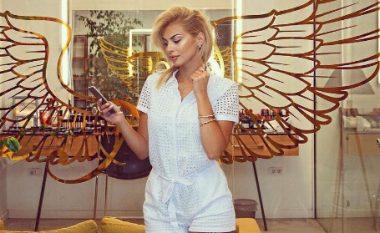 Luana Vjollca i 'këndon' Adem Jasharit (Foto/Video)