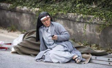 Marina, murgesha shqiptare që i mbijetoi tërmetit në Itali (Foto)