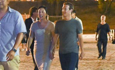 Mark Zuckerberg shijon pushimet romantike me gruan e tij në Romë (Foto)