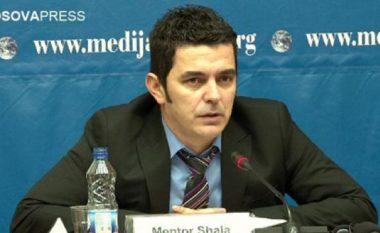 Bombë te shtëpia e drejtorit të RTK-së, Mentor Shala