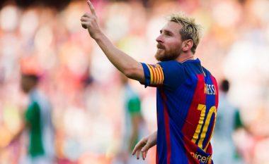 Messi thyen edhe një rekord me Barcelonën (Foto)
