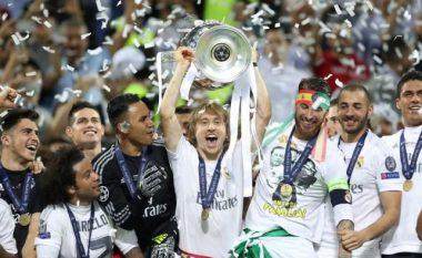 Modric dëshiron të pensionohet te Reali