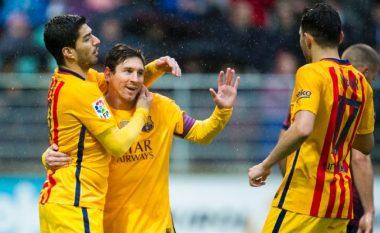 Alcacer vjen te Barcelona dhe largon këtë sulmues