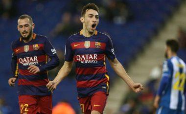 Munir shpërfill Tottenhamin për skuadrën e vogël spanjolle