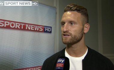 Mustafi e konfirmon: Jam lojtar i Arsenalit
