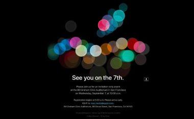 Zyrtare: iPhone 7 dhe iPhone 7 Plus lansohet më 7 shtator!
