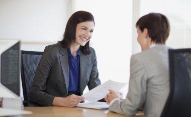 Fjalët që nuk duhet t'i përdorni në një intervistë pune