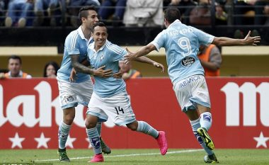 Celta Vigo barazon rezultatin, supergol i Orellanas (Video)