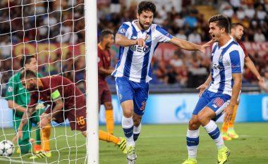 Porto kualifikohet në dëm të Romës (Video)