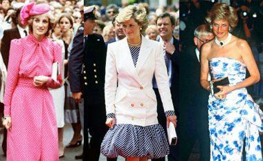 Shpallet gruaja-ikonë e stilit të të gjitha kohërave
