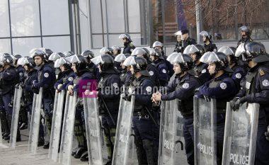 Policia: Vetëvendosje nuk e ka lajmëruar protestën e nesërme sipas ligjit mbi tubimet publike