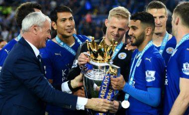 Ranieri: Ne jemi viktima!