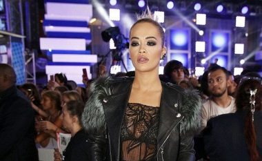 Ja si është dukur Rita Ora mbrëmë në MTV Video Music Awards 2016 (Foto)