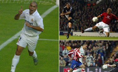 Shtatë momentet që e bëjnë Ronaldon legjendë të Real Madridit (Video)