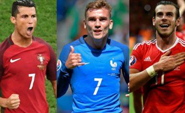 Kush duhet të shpallet lojtari më i mirë sipas Griezmann