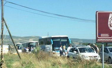 Serbët kthehen prapa, nuk hyjnë në Mushtisht (Foto)