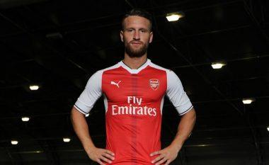 Fjalët e para të Mustafit si lojtar i Arsenalit