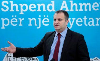 Ahmeti për arrestimet: Në Kosovë është intensifikuar lufta ndaj Vetëvendosjes