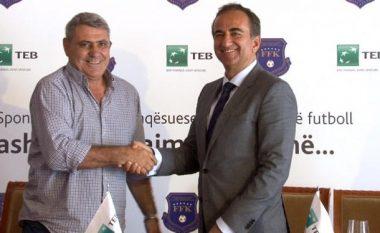 TEB Banka është sponsor i përfaqësues së Kosovës në futboll