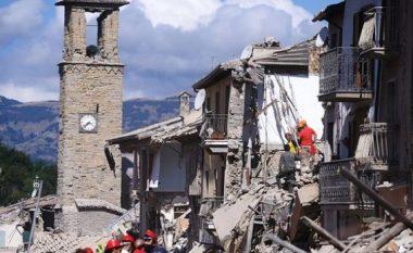 Numri i viktimave nga tërmeti në Itali shkon në 120