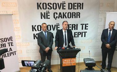 AAK e Nisma- Thaçit, Veselit e Mustafës: Mos guxoni ta shitni asnjë pjesë të Kosovës