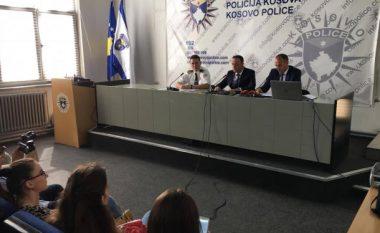 Makolli: Njëri nga të arrestuarit dyshohet se kreu sulmin në Kuvendin e Kosovës