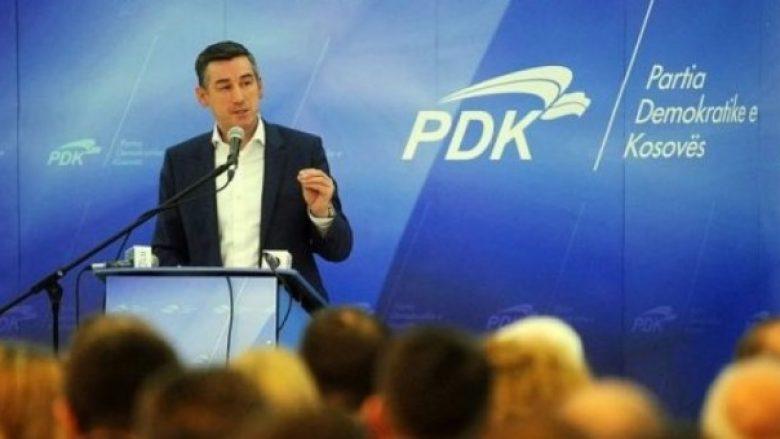 PDK: Demarkacioni do të votohet më 1 shtator