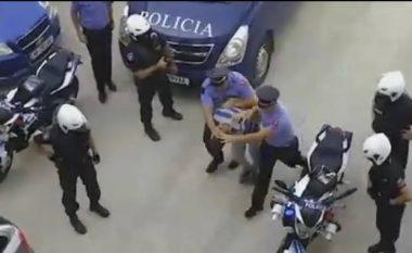 Parandalohet vrasja në Durrës, autori do digjte makinën më pas (Video)