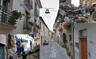 Pamje të qytetit italian