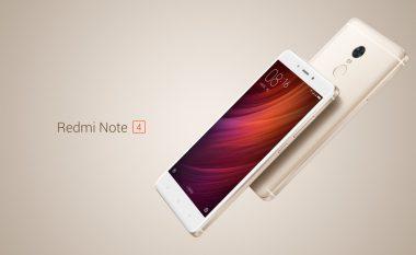 Xiaomi prezanton zyrtarisht Redmi Note 4!