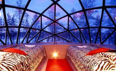Këto janë dhomat e hoteleve më të pazakontë me pamje piktoreske (Foto)