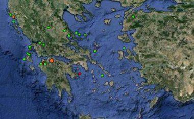 Tërmet në Greqi, nuk raportohet për viktima