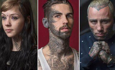 Këta persona i çojnë tatuazhet në ekstrem (Foto)