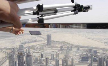E hedh iPhone 7 Plus nga ndërtesa më e lartë në botë, por shikoni a do t'i mbijetojë përplasjes? (Foto/Video)
