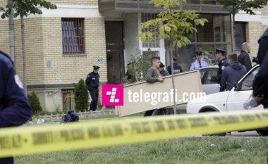 Policia arreston dy persona në lagjen